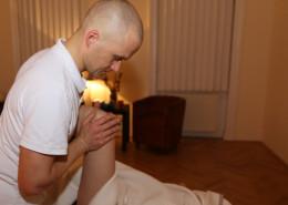 Hüftgelenk Physiotherapie nach Maitland